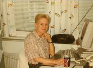 Cecilia Ahlbäck, numera Jensberg