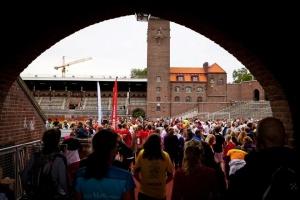 Finansloppet med start och mål på Stockholm stadion är största eventet med som mest hittills 1300 anmälda.